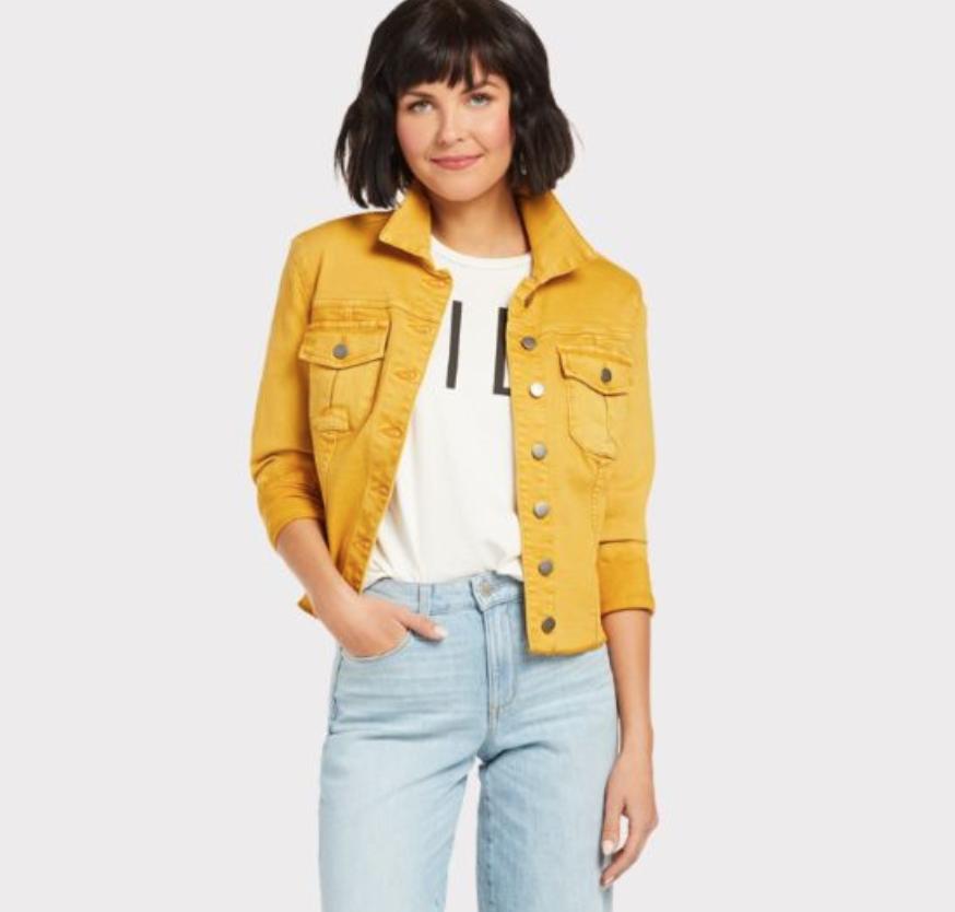 Mustard Kara Jacket