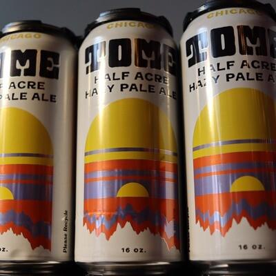 Half Acre Tome Hazy Pale Ale 16 FL. OZ. 4PK Cans