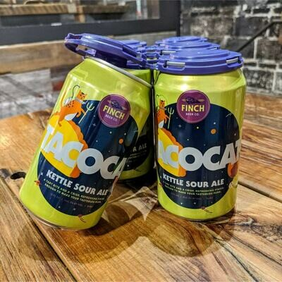Finch Tacocat Kettle Sour 12 FL. OZ. 6PK Cans