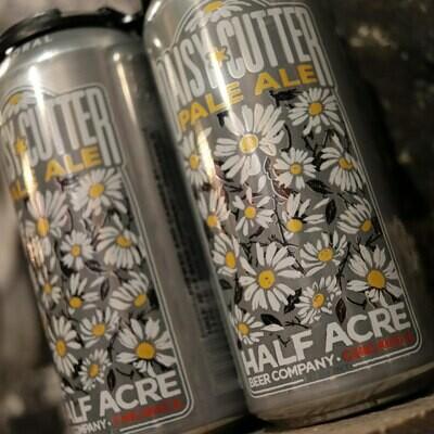 Half Acre Daisy Cutter Pale Ale 16 FL. OZ. 4PK Cans