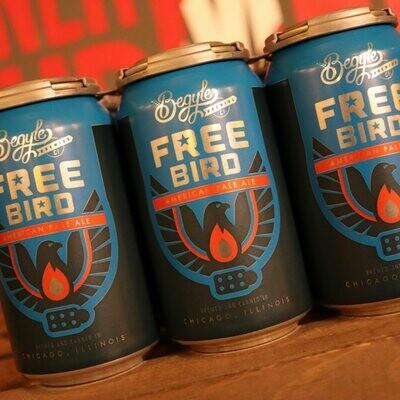 Begyle Free Bird APA 12 FL. OZ. 6PK Cans