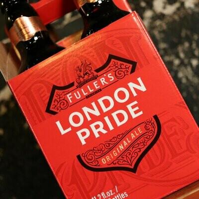 Fuller's London Pride English Pale Ale 11.2 FL. OZ. 4PK
