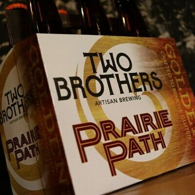 Two Brothers Prairie Path Gluten-Free Ale 12 FL. OZ. 6PK