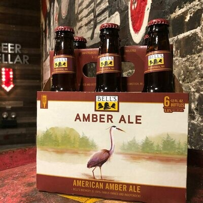 Bell's Amber Ale 12 FL. OZ. 6PK