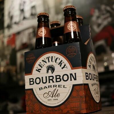 Kentucky Bourbon Barrel Ale 12 FL. OZ. 4PK