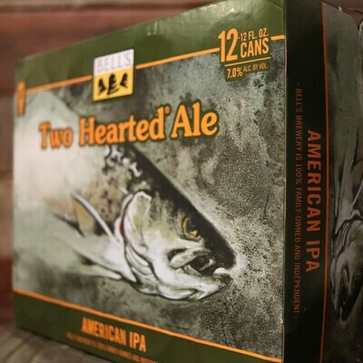 Bell's Two Hearted IPA 12 FL. OZ. 12PK Cans