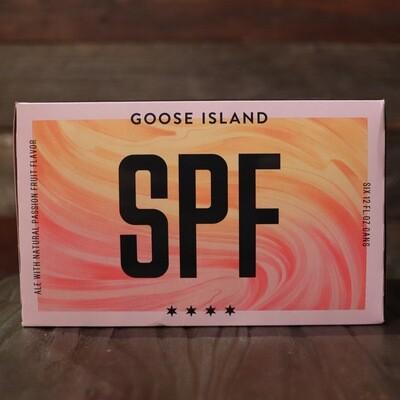 Goose Island SPF Ale w/Passionfruit 12 FL. OZ. 6PK Cans