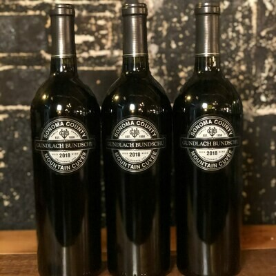 Gundlach Bundschu Cuvee Red Blend Sonoma California 750ml.