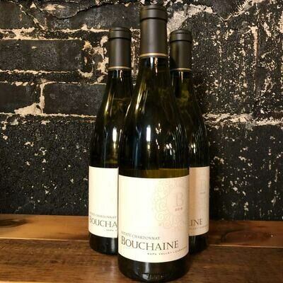 Bouchaine Chardonnay Napa Valley California 750ml.
