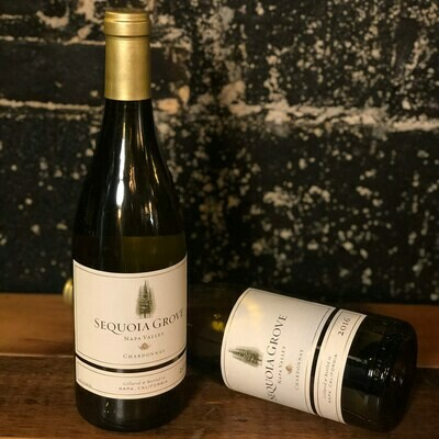 Sequoia Grove Chardonnay Napa Valley California 750ml.