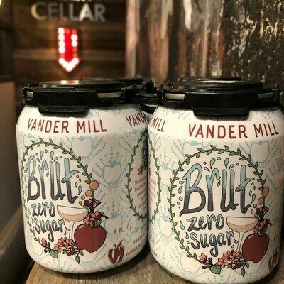 Vandermill Cider Brut 8 FL. OZ. 4PK Cans
