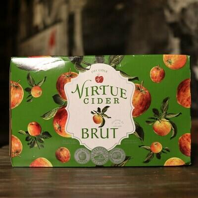 Virtue Cider Michigan Brut 12 FL. OZ. 6PK Cans