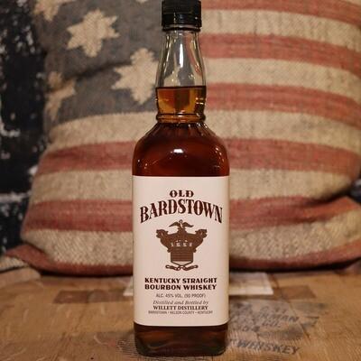 Old Bardstown Bourbon Whiskey 750ml.