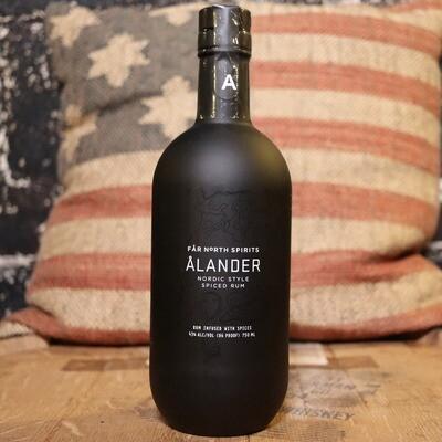 Far North Alander Spiced Rum 750 ML