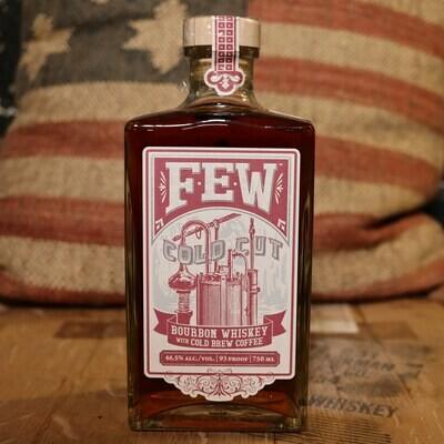 FEW Bourbon Whiskey Cold Cut 750ml.