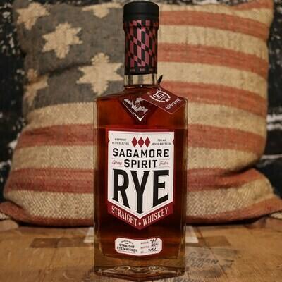 Sagamore Rye Whiskey 750ml.