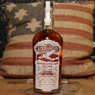 Star Union Gold Rum 750ml.