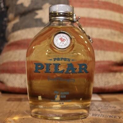 Papa's Pilar Never A Spectator Blonde Rum 25.36 FL. OZ.