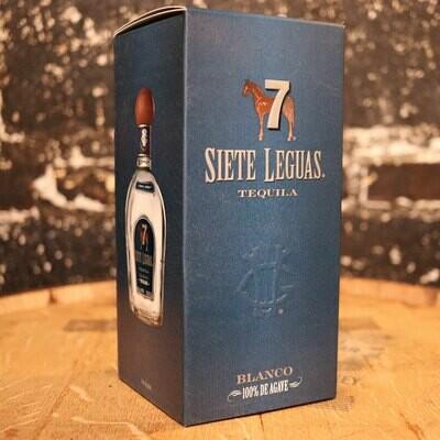 Siete Leguas Tequila Blanco 750ml.