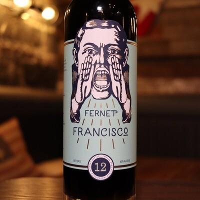 Fernet Francisco 750ml.