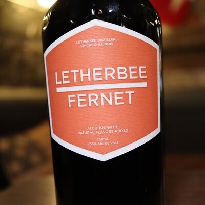 Letherbee Fernet 750ml.