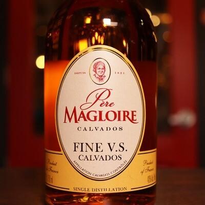 Pere Magloire Calvados 750ml.