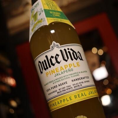Dulce Vida Pineapple Jalapeno Tequila 750ml.