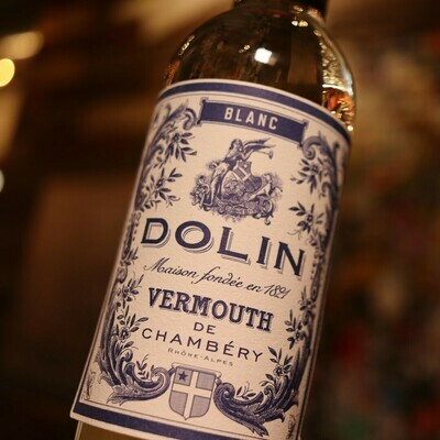 Dolin Vermouth de Chambery Blanc 375ml.