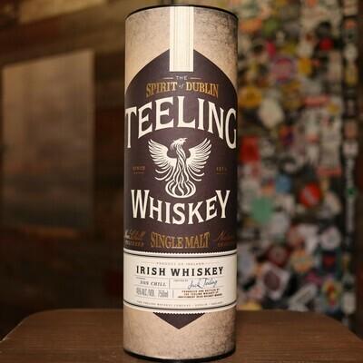 Teeling Irish Whiskey Single Malt 25.4 FL. OZ.