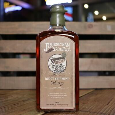 Journeyman Distillery Buggy Whip Wheat Whiskey 25.36 FL. OZ.