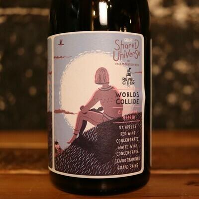 Graft Cider Shared Universe 375ml.
