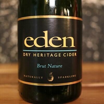 Eden Dry Heritage Cider 375ml.