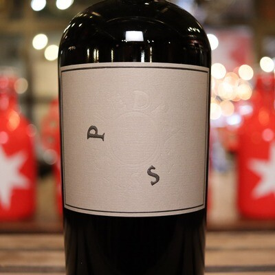 Piedrasassi Syrah Santa Barbara California 750ml.