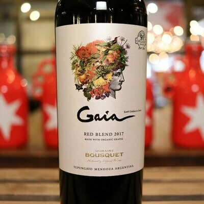 Domaine Bousquet Gaia Red Blend Mendoza Argentina 750ml.