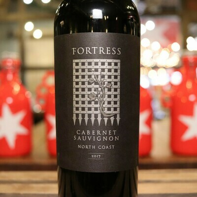 Fortress Cabernet Sauvignon Sonoma California 750ml.