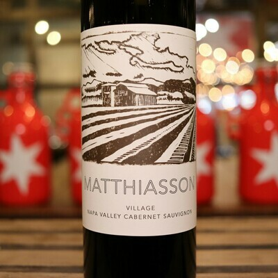 Matthiasson Village Cabernet Napa Valley California 750ml