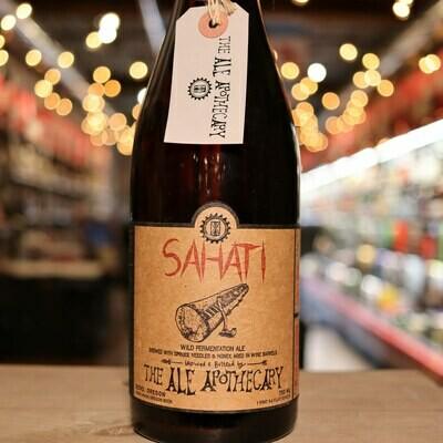 The Ale Apothecary Sahati 750ml.