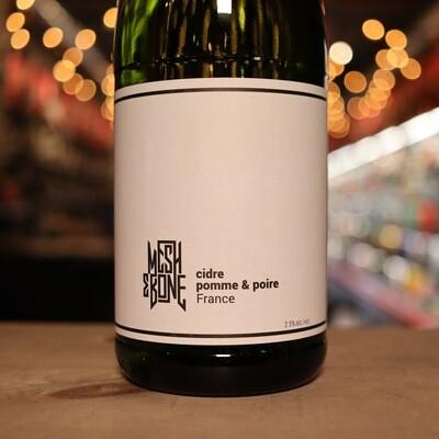 Mesh & Bone Cider Pomme & Poire 750ml.