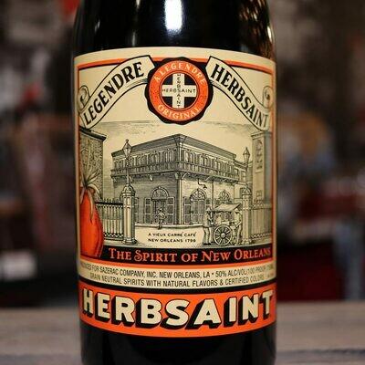 Herbsaint Liqueur 750ml.