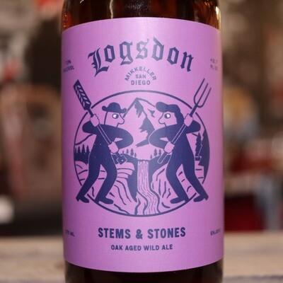 Logsdon Stems & Stones Sour Ale 12.7 FL. OZ.