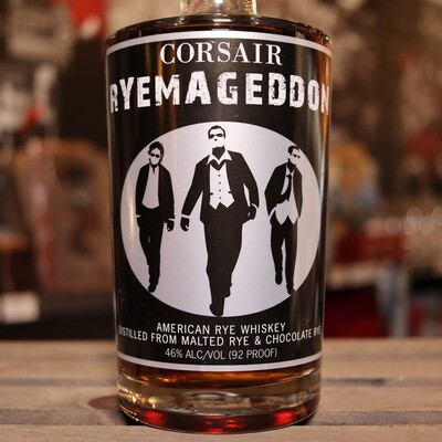 Corsair Ryemageddon Whiskey 750ml.
