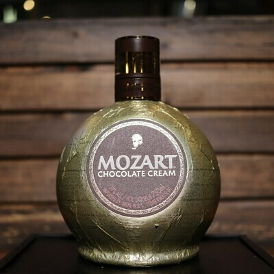 Mozart Chocolate Cream Liqueur 750ml.