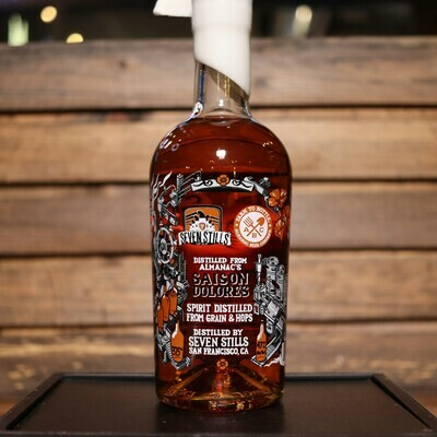 Seven Stills Whiskey Almanac Saison Dolores - Whiskey 375ml