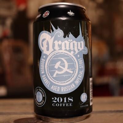 Wild Onion 2018 Drago BBA Stout Coffee 12 FL. OZ. Can