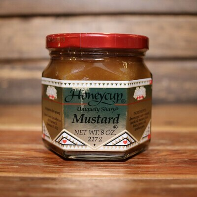 Honeycup Sharp Mustard 8oz.