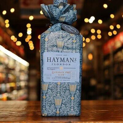 Hayman's London Dry Gin 750ml.