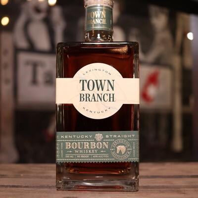 Town Branch Kentucky Straight Bourbon Whiskey 750ml.