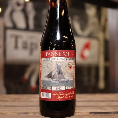 Struise Pannepot Oak Aged Strong Ale 11.2 FL. OZ.