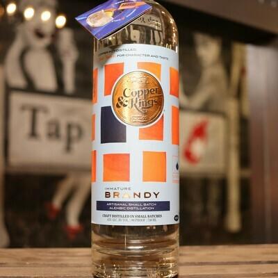 Copper & Kings Immature Brandy 750 ml