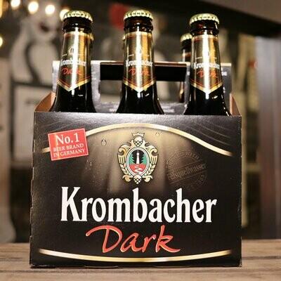 Krombacher Dark Lager 11.2 FL. OZ. 6PK